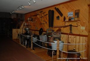 Our Country Time Museum at The Shack