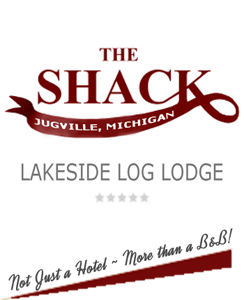 The Shack a Michigan Log Lodge Inn & Hotel